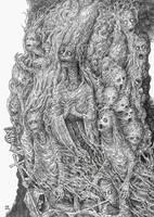 Martyrs Inferno by Scytheprayer
