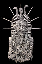 Pharaoh by Scytheprayer