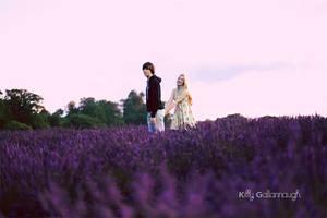 Lavender. by kittysyellowjacket