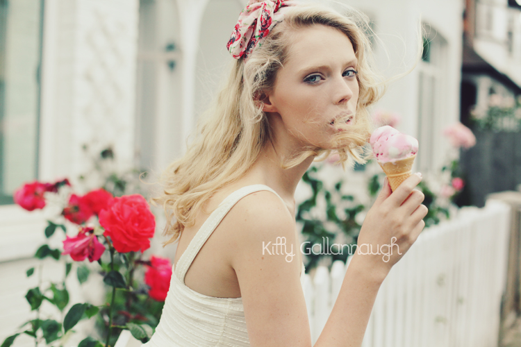 flowers and cream by kittysyellowjacket