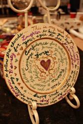 Wish Plate