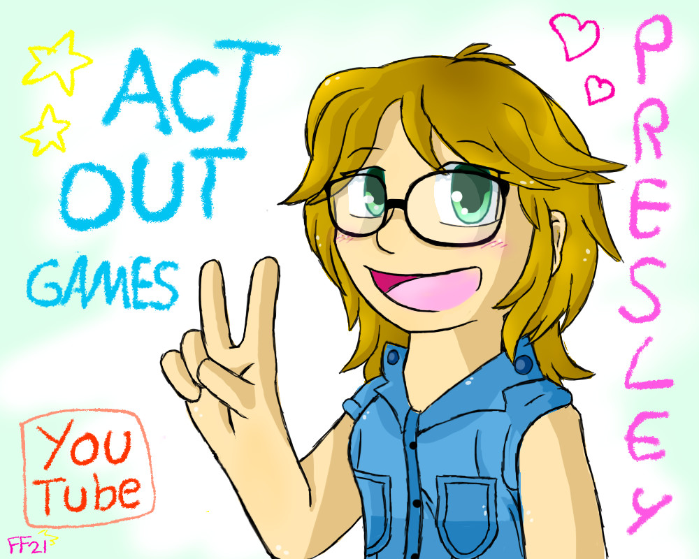 Fanart for ActOutGames by SilvybOOm