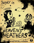 Heaven's Heathers (Chapter 2 fanart contest entry)
