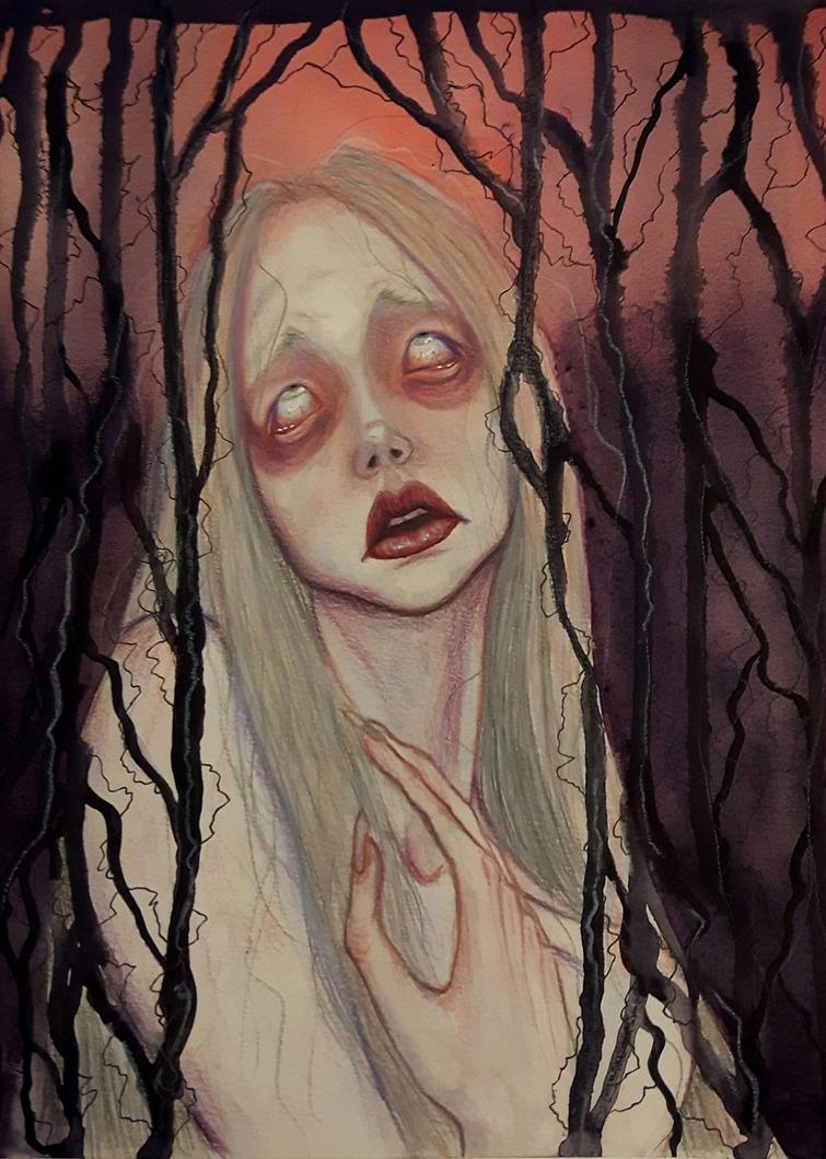Roots of Nightmare by ExLibrisInterInta
