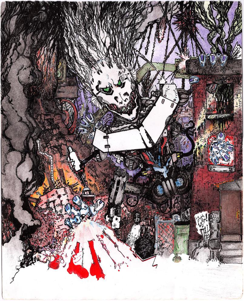 Gorkon of The Deep by Club-House-88