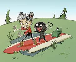 webber learned surf