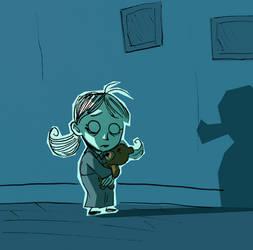 sad child willow by ItsTheBlob