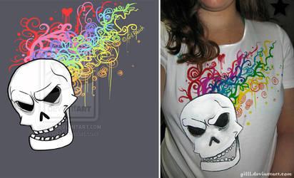 Tshirt design by gilll