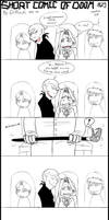 Short Comic Of Doom 29 by gilll