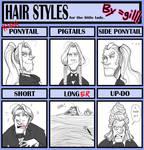 Lucius: Hair Styles Meme