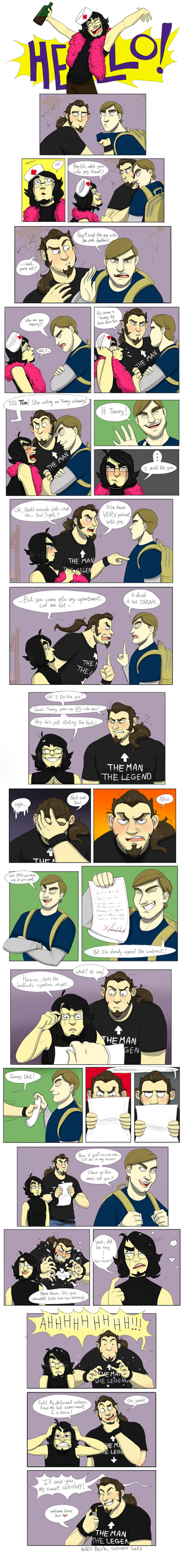 JTG: chapter1: page 3 by gilll