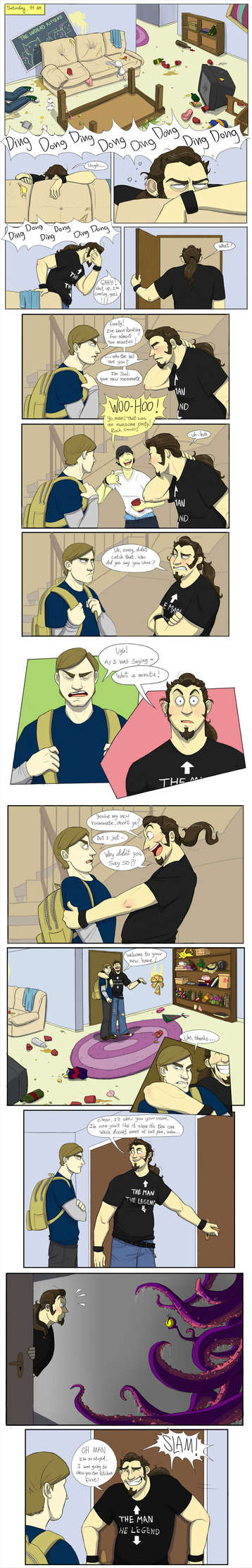 JTG: chapter 1 page 1 by gilll