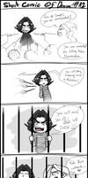 Short Comic Of Doom 12 by gilll
