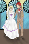 Wedding of Alois and Terence