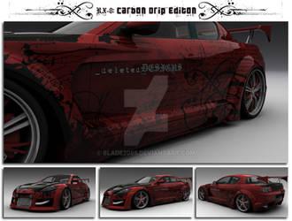 RX-8: Carbon Drip Edition Set