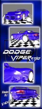 B1aDe2o85z Dodge Viper