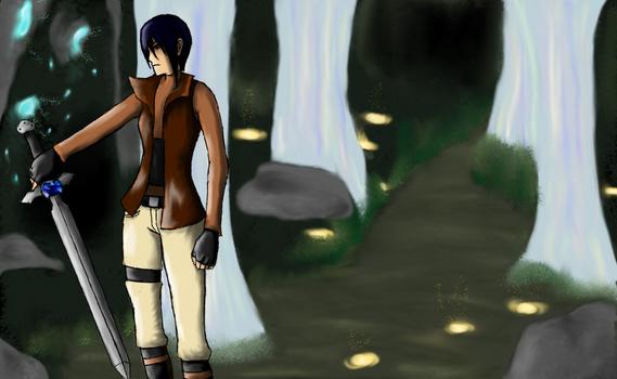 Amaranth And Blade