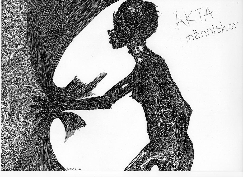 akta manniskor by bora