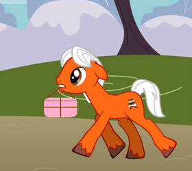 Cakeran OC Pony by ROBCakeran53