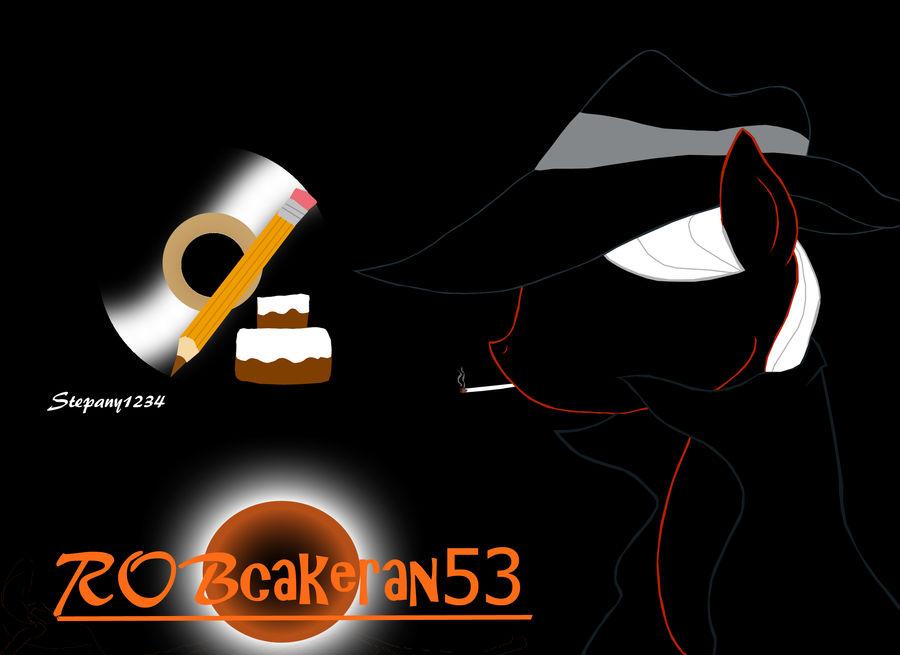 ROBCakeran53 Deviant Art ID by ROBCakeran53