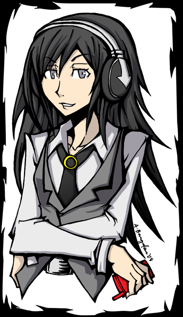 Another Twewy OC by kanazuchi92
