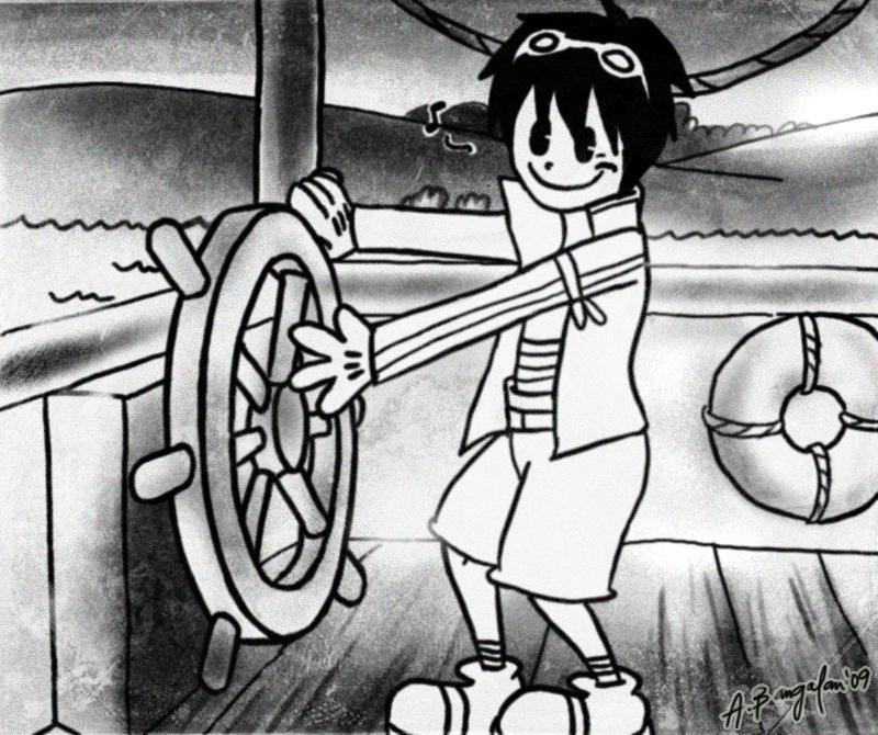 Steamboat Simon by kanazuchi92