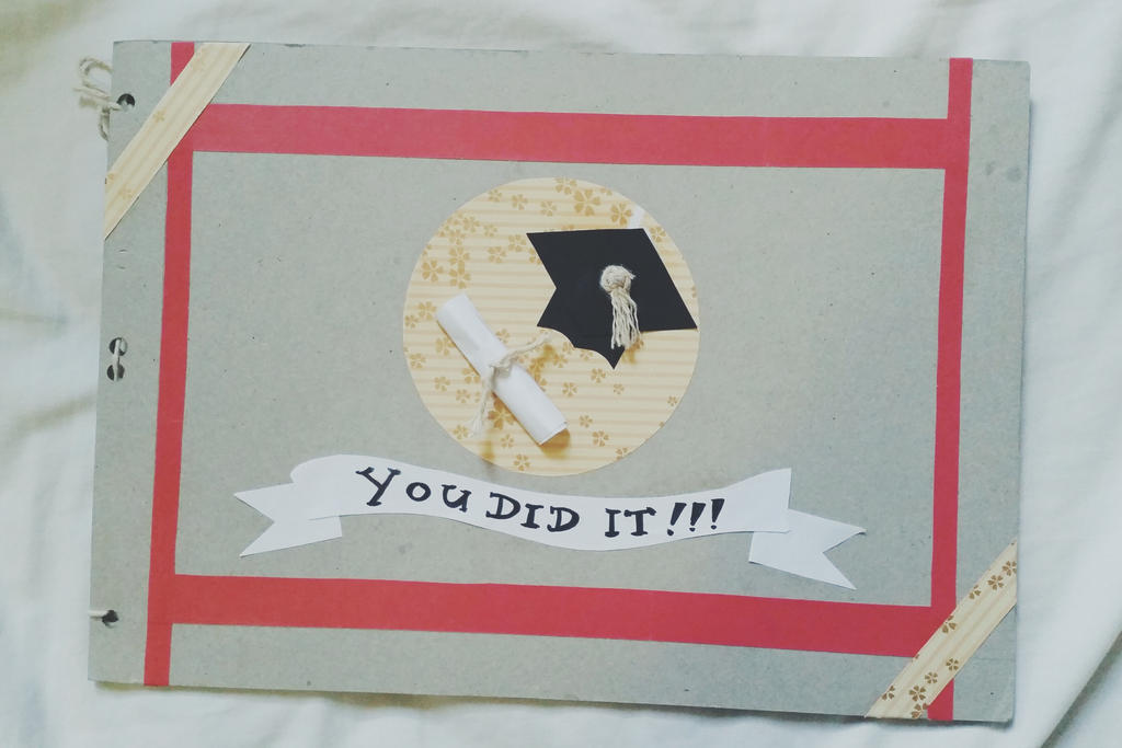 Diy Graduation Card Diy Graduation Card Box In A Card Congrats Card
