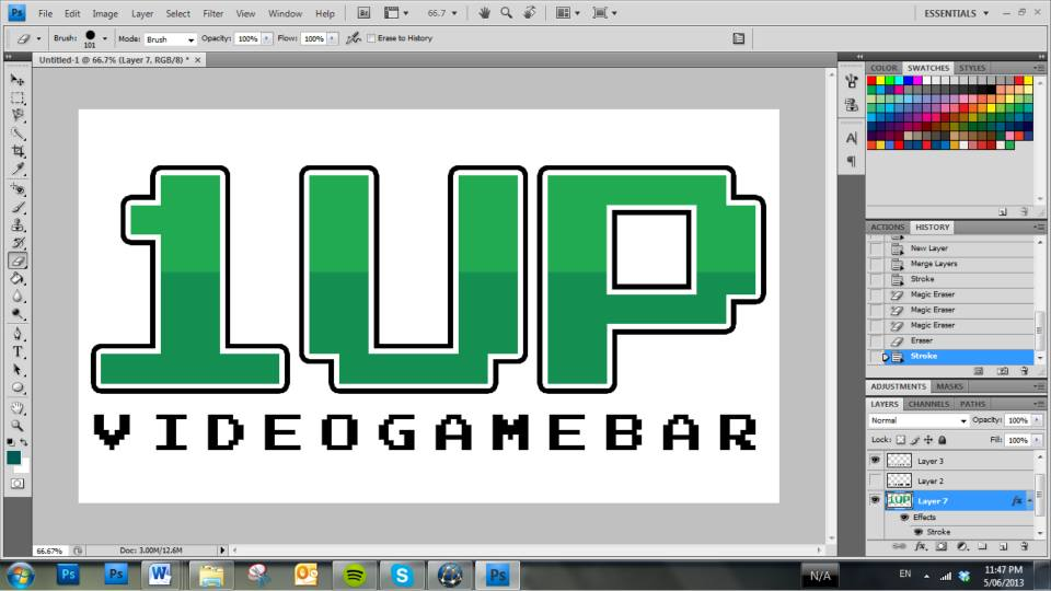 Logo for Business Assignment by kanazuchi92