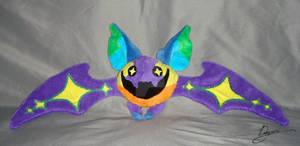 Kingdom Hearts Komory Bat Plush