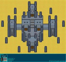 Figaro Castle Zelda GB Style
