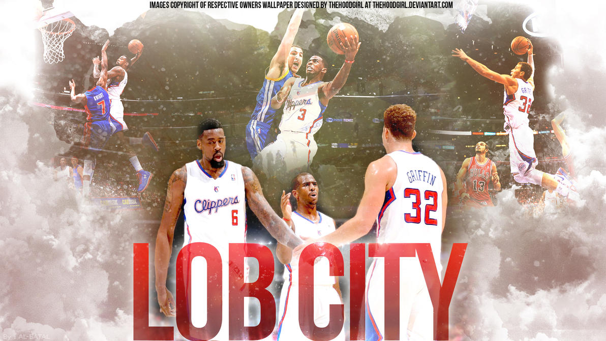 Los Angeles Clippers Lob City Wallpaper 1920x1080 by ...