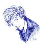 What is your hair doing, Harry? by dariemkova