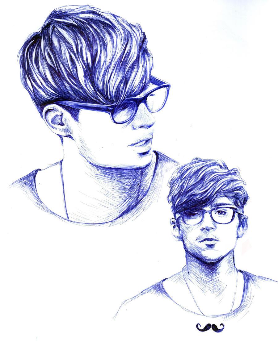 Zayn Malik Cartoon Drawing How to Draw Zayn Malik Step by