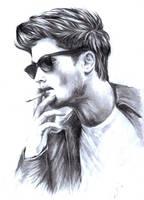 Zayn Malik by dariemkova