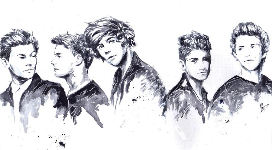 One Direction by dariemkova