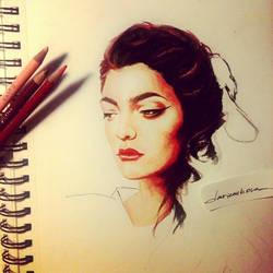 Lorde by dariemkova