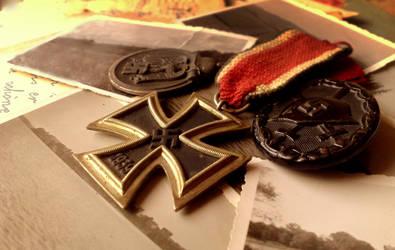 A German In Stalingrad 2 by Strnm