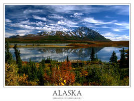 Denali Waterplane Airport by dpaessler