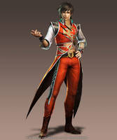 Lu Xun by mollymous
