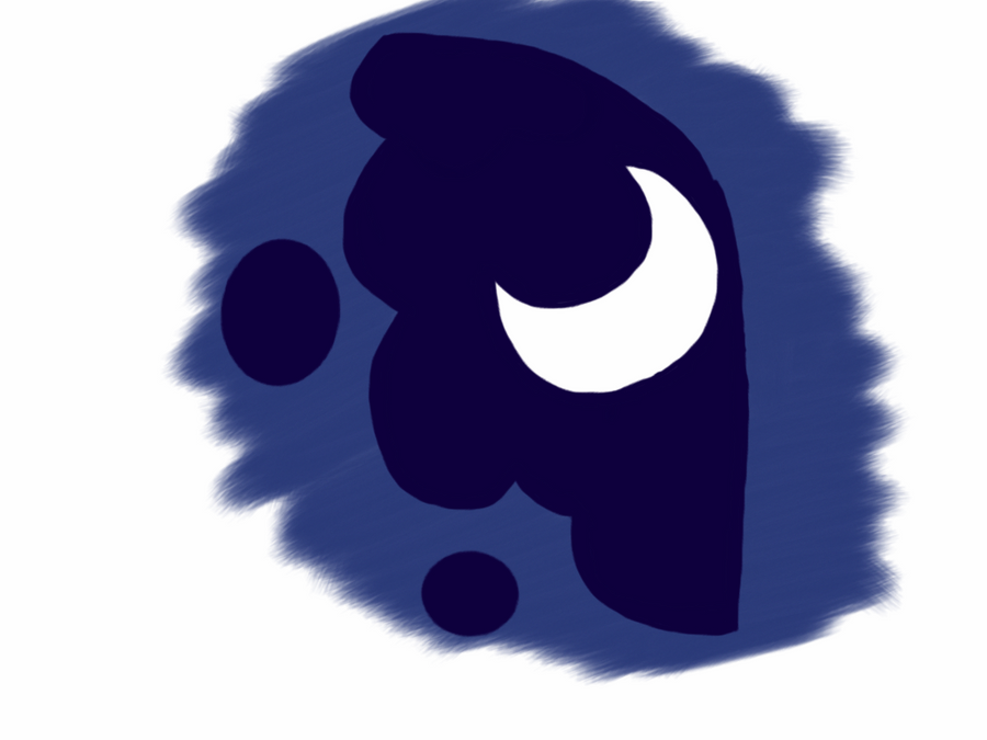 Princess Luna's Cutie Mark By Gundam04 On DeviantArt