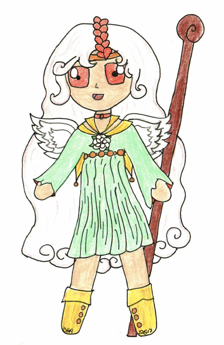 AT: Sailor Fides by WinchestersManor