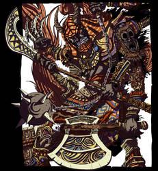 Gilgamesh by DougDougmann