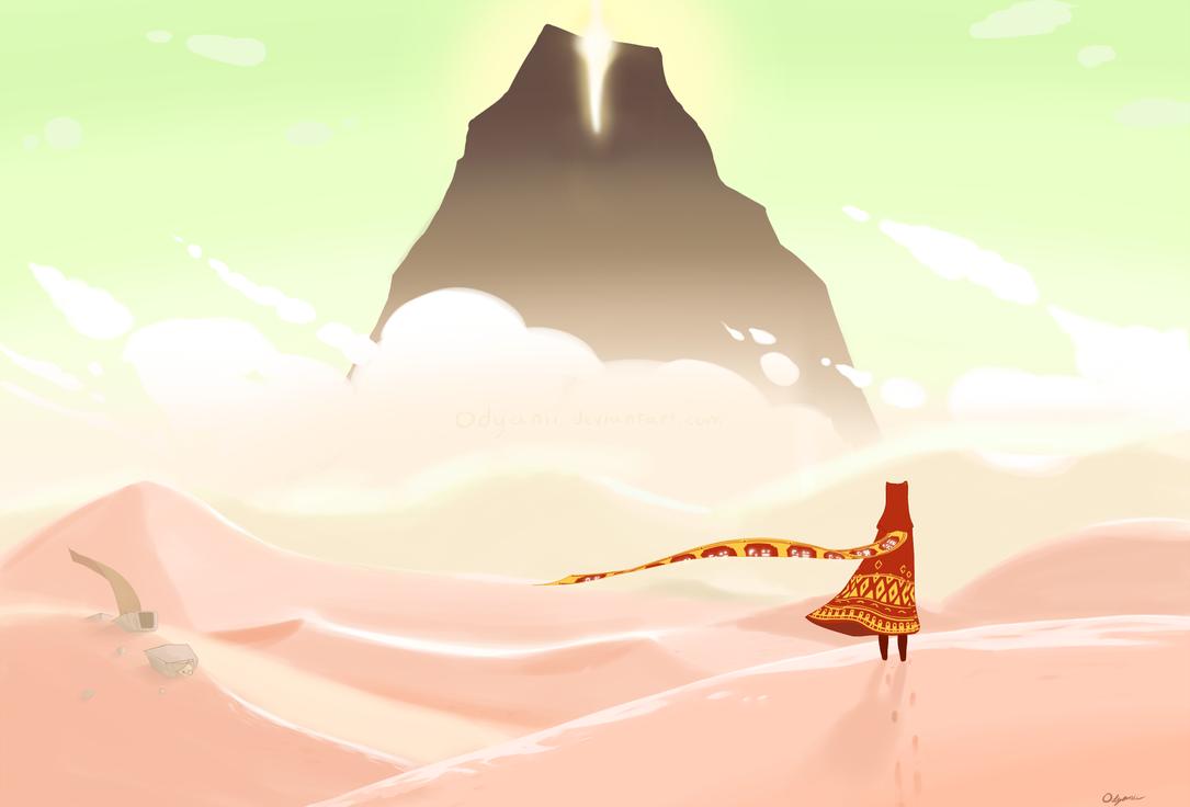 A Long Road by Odyanii