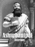 Civilization V Kindle: Ashurbanipal of Assyria