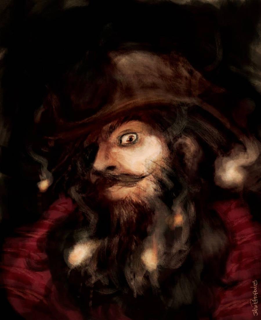 Blackbeard! by JohnPetropoulos