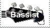 Bassist Stamp by popstck