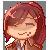 SNK: Sasha Braus Pixel Icon by SIRKISSHY