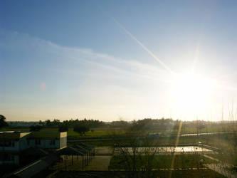 Sundown Take II by atomsize