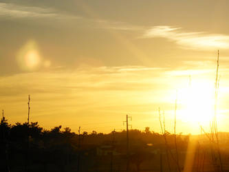 Sundown Take III by atomsize