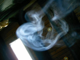 THE SMOKE AT LAST by atomsize